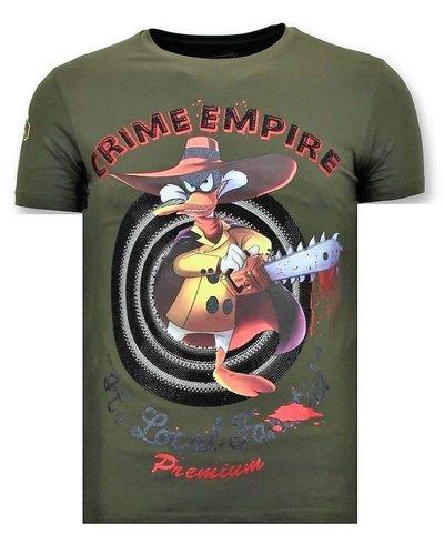 Local Fanatic Camiseta - Darkwin Empire - Verde