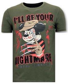 Local Fanatic T-shirt - Mickey Krueger - Grün