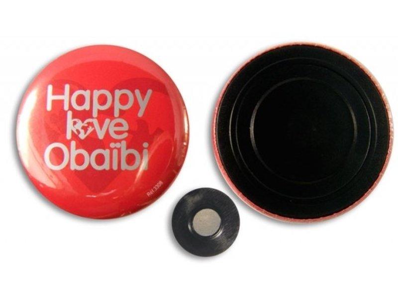 56mm kledingmagneet button