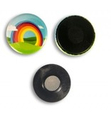 Kledingmagneet Button 25 mm