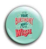 It's your birthday Button