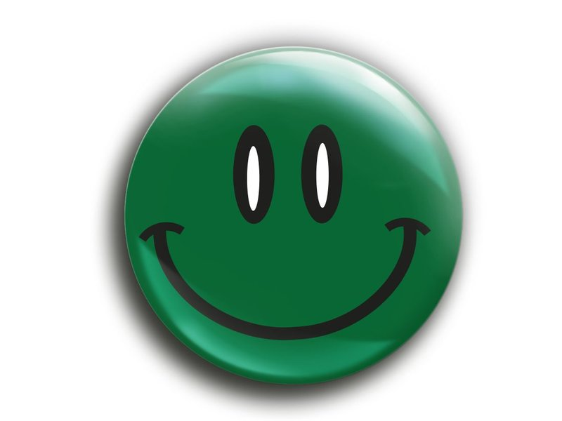 "Button ""Happy"" vanaf"