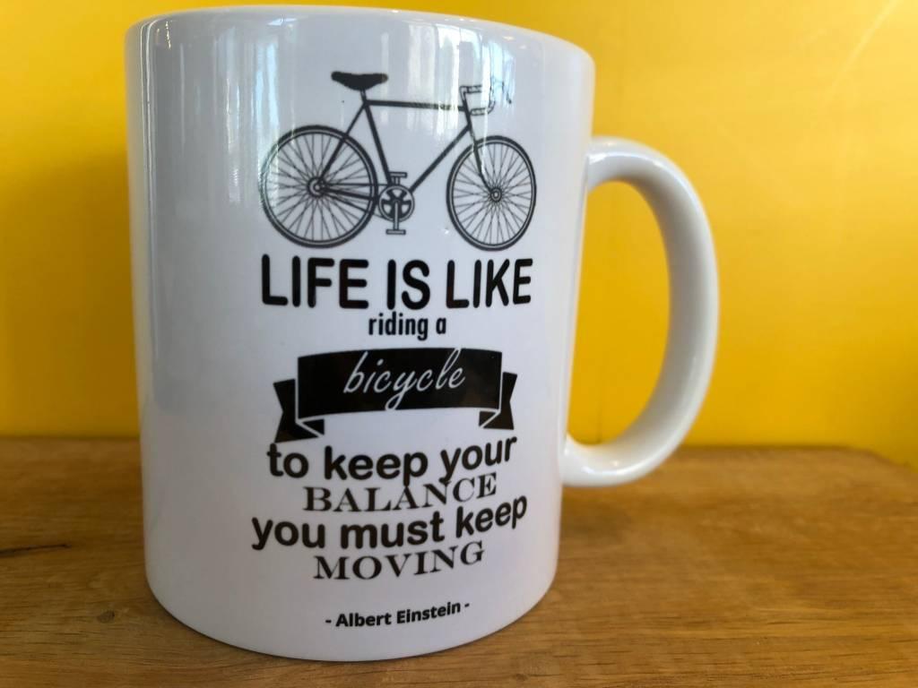 Coffee mug Albert Einstein (2019 edition)