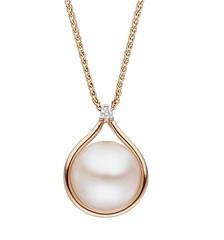 Artikel mit Schlagwort Perlen Diamant Anhänger Rotgold