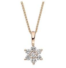 Artikel mit Schlagwort Diamant Anhänger Rotgold 585