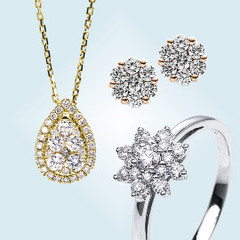 Diamonds - Exklusiver Diamantschmuck