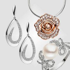 Silberschmuck - zeitlos, elegant, modern