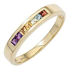 Artikel mit Schlagwort Farbedelstein Ring Gelbgold 585