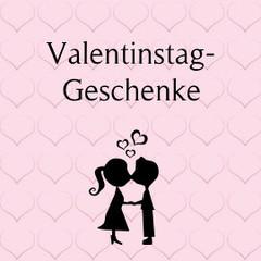 Valentinstag-Geschenke - Valentinstag ist der Tag für Verliebte.