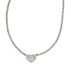 Artikel mit Schlagwort Diamant Herz Collier Gold 585