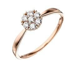 Artikel mit Schlagwort Zirkonia Ring Rotgold