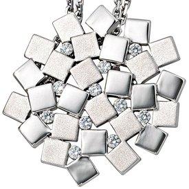 Zirkonia Anhänger Sterling Silber 925