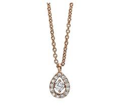 Artikel mit Schlagwort Diamant Collier Tropfen Rotgold