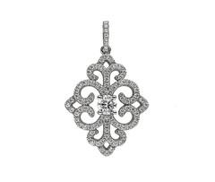Artikel mit Schlagwort Ornament-Anhänger Silber