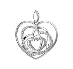 Artikel mit Schlagwort Herz-Anhänger Silber