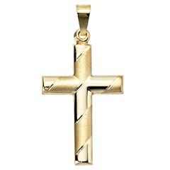 Artikel mit Schlagwort Kreuz Anhänger Gold