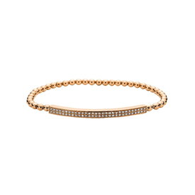 Diamant Armband Flexi 0,24 ct Rotgold 750