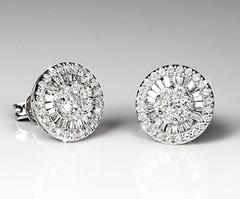 Artikel mit Schlagwort Diamant Ohrringe Weißgold