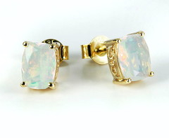Artikel mit Schlagwort Opal Ohrringe Gold