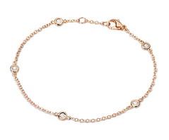 Artikel mit Schlagwort Diamant Armband Rotgold 750