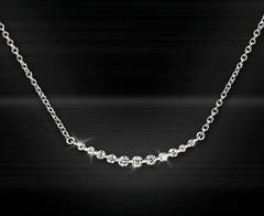 Artikel mit Schlagwort Diamant Collier Gold 750