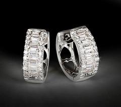 Artikel mit Schlagwort Diamant Creolen Gold 750