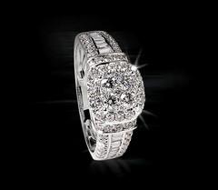 Artikel mit Schlagwort Weißgoldring mit Diamanten