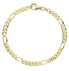 Armbänder aus Silber und Gold