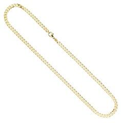 Halsketten aus Silber und Gold