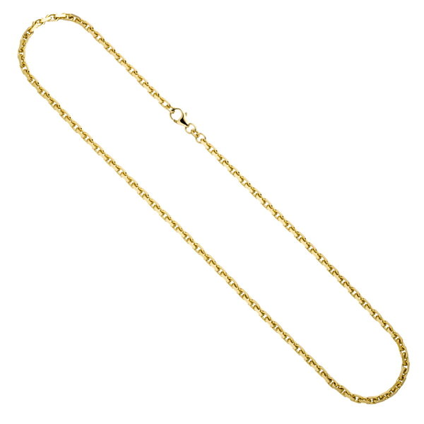 Ankerkette, Goldkette aus 333er Gelbgold