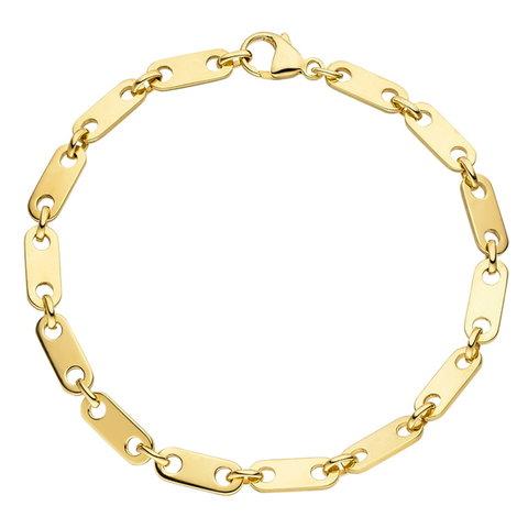 Armband 5,0 mm Gelbgold 585
