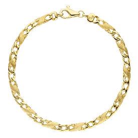 Armband 4,4 mm Gelbgold 585