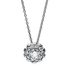 Artikel mit Schlagwort Diamant Collier Weißgold 750