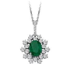 Artikel mit Schlagwort Smaragd Diamant Collier Weißgold