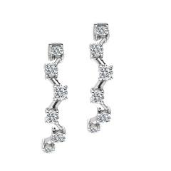 Diamant Ohrringe