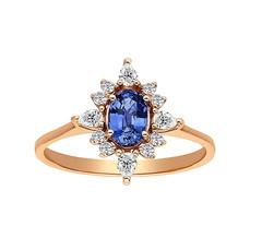 Artikel mit Schlagwort Saphir Diamant Ring Rotgold