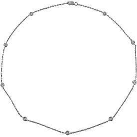 Diamant Collier 0,29 ct Weißgold 750