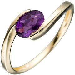 Artikel mit Schlagwort Amethyst Ring Gold
