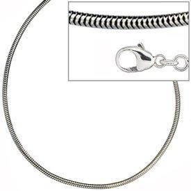Schlangenkette 925 Sterlingsilber, 1,6 mm