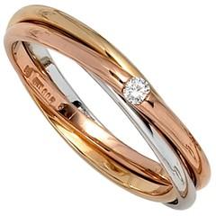 Ringe aus Gelbgold