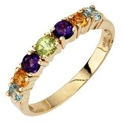 Artikel mit Schlagwort Farbedelstein Ring Gold 585