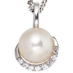 Artikel mit Schlagwort Perlen Anhänger Weißgold