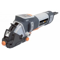 Precision plunge saw with digital speed control 500 watts BT-CS012