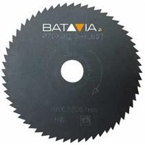 RACER HSS zaagbladen - 2 stuks –∅ 70mm  x 1,4mm x 44 tanden van WorkZone