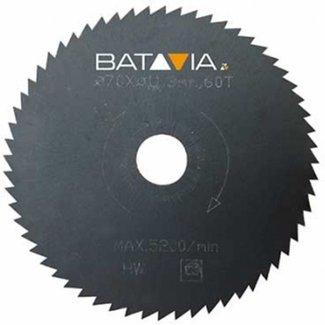 Batavia RACER HSS saw blades - 2 pieces - ∅ 70mm x 1,4mm x 44 teeth from WorkZone