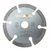 Lames de scie en diamant RACER - 2 pièces -∅ 70 MM x 1,8 MM de WorkZone
