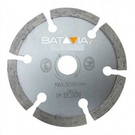 Batavia Lame de scie diamantée Ø 85 mm - 2 pièces - MAXX SAW & XXL SPEED SAW