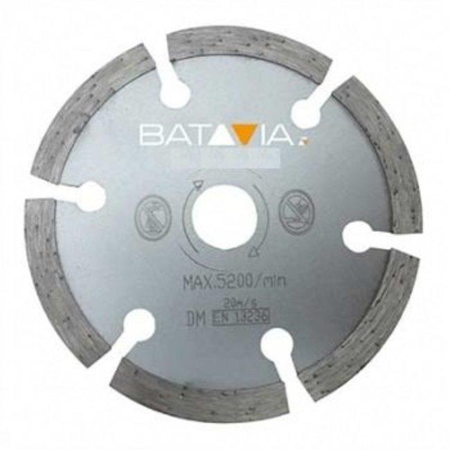 Batavia Lame de scie diamantée Ø 85 mm - 2 pièces - MAXX SAW & XXL SPEED SAW