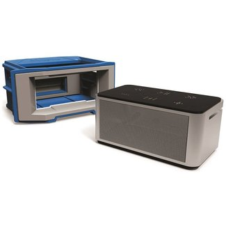 BluCave bluetooth audio zone with control