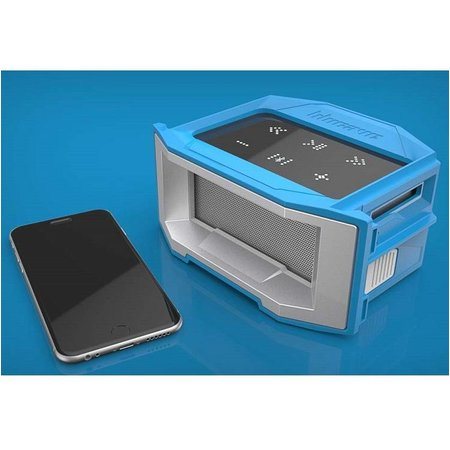 BluCave bluetooth audio zone met touch control
